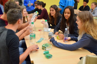 "Workshop ""water rockets"""